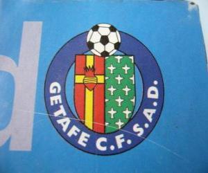 Puzle Escudo de Getafe C.F.