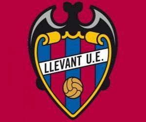 Puzle Escudo de Levante Unión Deportiva