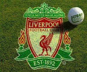 Puzle Escudo de Liverpool F.C.