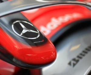 Puzle Escudo de McLaren F1