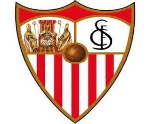 Puzle Escudo de Sevilla F.C