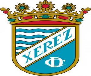 Puzle Escudo de Xerez C.D
