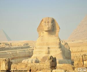 Puzle Esfinge de Gizé, Egipto