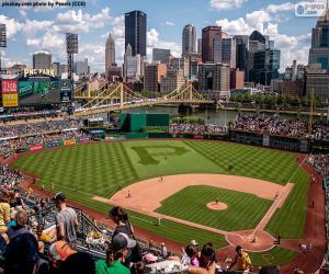 Puzle Estádio de beisebol