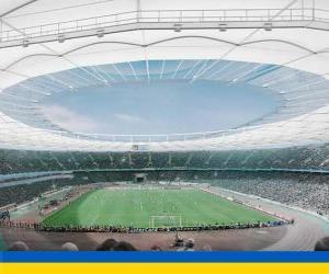 Puzle Estádio Olímpico de Kiev (69.055)