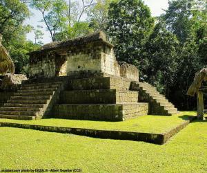 Puzle Est A-3, Seibal, Guatemala