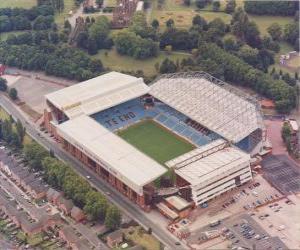 Puzle Estádio de Aston Villa F.C. - Villa Park -