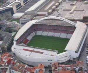 Puzle Estádio de Athletic Club - San Mamés -
