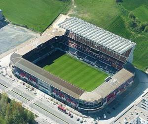 Puzle Estádio de C. A. Osasuna - Reyno de Navarra -