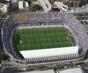 Puzle Estádio de C.D. Tenerife - Heliodoro Rodríguez López -