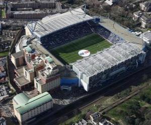 Puzle Estádio de Chelsea F.C. - Stamford Bridge -