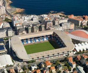 Puzle Estádio de Deportivo de La Coruña - Riazor -