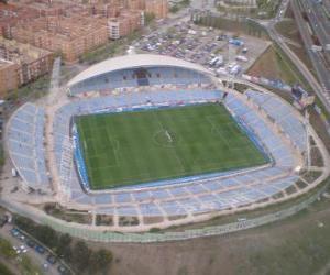 Puzle Estádio de Getafe C.F. - Coliseum Alfonso Pérez   -