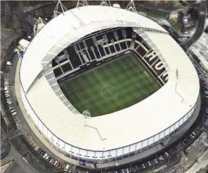 Puzle Estádio de Hull City A.F.C. - KC Stadium -
