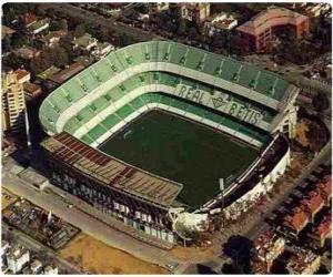 Puzle Estádio de Real Betis - Manuel Ruiz de Lopera -