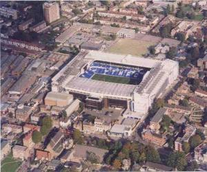 Puzle Estádio de Tottenham Hotspur F.C. - White Hart Lane -