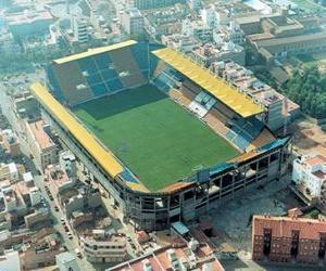 Puzle Estádio de Villarreal C.F. - El Madrigal  -