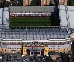Puzle Estádio de West Ham United F.C. - Boleyn Ground -