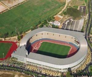 Puzle Estádio de Xerez C.D - Chapín -