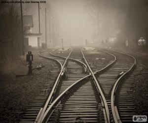 Puzle Estrada de ferro