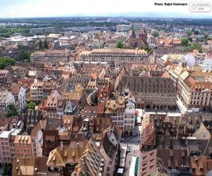 Puzle Estrasburgo, França