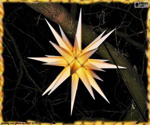 Puzle Estrela da Morávia