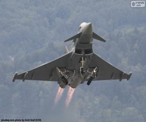 Puzle Eurofighter Typhoon