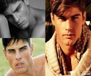 Puzle Evandro Soldati é um modelo brasileiro