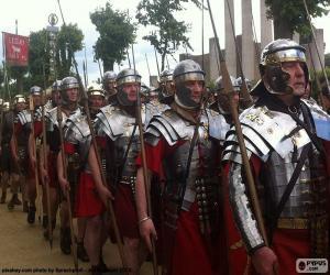 Puzle Exército romano