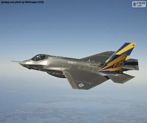 Puzle F-35 Lightning II