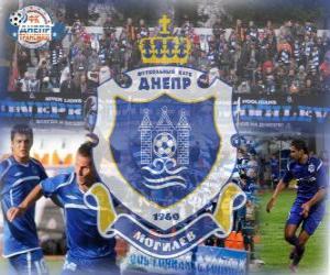 Puzle FC Dnepr Mogilev, time de futebol da Bielorrússia