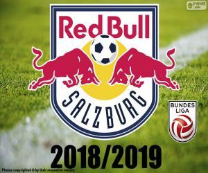 Puzle FC Salzburg, Bundesliga 2019