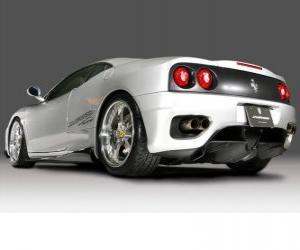 Puzle Ferrari 360 Modena