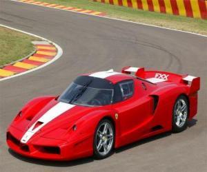 Puzle Ferrari FXX