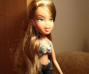 Puzle Fianna, é uma garota amante de perfumes e moda elegante e glamourosa, ela é brasileira