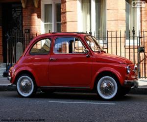 Puzle Fiat 500 (1957-1975)