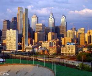 Puzle Filadélfia, Estados Unidos