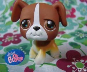 Puzle Filhote da Littlest PetShop
