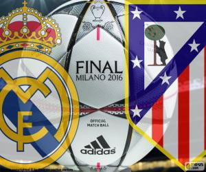 Puzle Final Champions League 2016