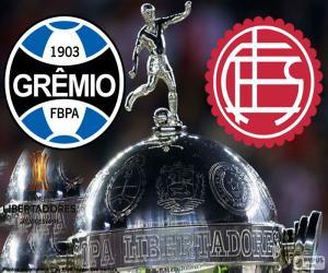 Puzle Final Copa Libertadores 17