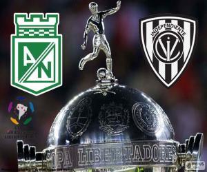 Puzle Final Copa Libertadores 2016