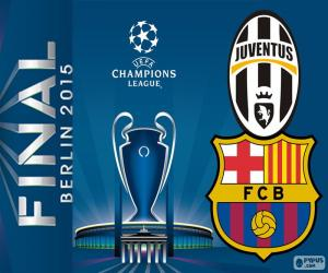 Puzle Final da Champions League 14-15