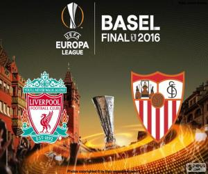 Puzle Final da Europa League 2015-2016