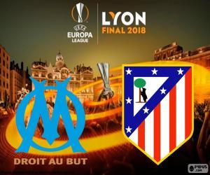 Puzle Final da Europa League 2017-2018