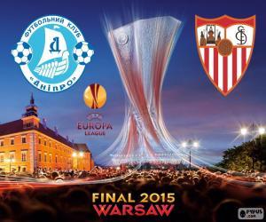 Puzle Final Europa League de 2014-2015