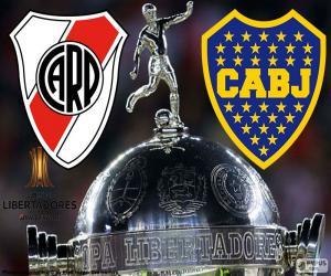 Puzle Finale Copa Libertadores 2018