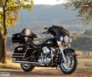 Puzle FLHTC Harley-Davidson Electra Glide Classic 2013