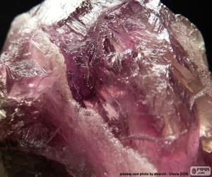 Puzle Fluorita ou fluorite
