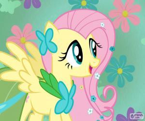 Puzle Fluttershy