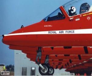 Puzle Força Aérea Real